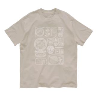 ブッダマシーン【集合】 Organic Cotton T-shirts