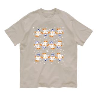 宇宙フォークダンス(無重力)  Organic Cotton T-shirts