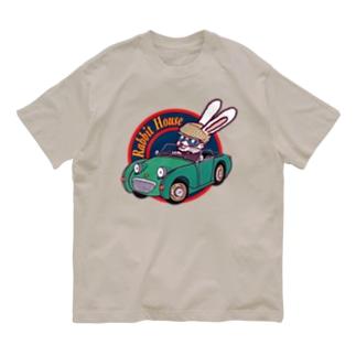 RHOUSE | GOODSのヒーレースプライト Organic Cotton T-shirts