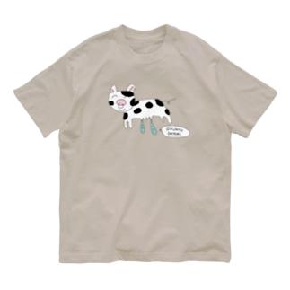 GYUNYU🐮 Organic Cotton T-Shirt