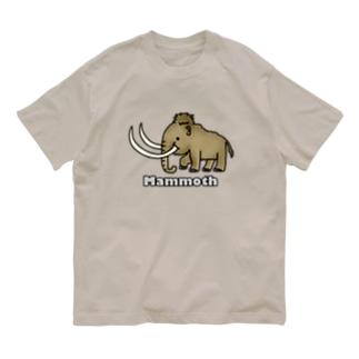 すとろべりーガムFactoryのマンモス Organic Cotton T-Shirt