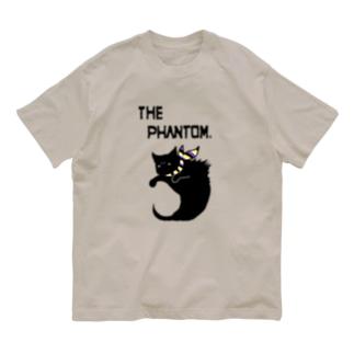 彷徨える黒い亡霊の服・明色向け Non-Binary Pride Colors Organic Cotton T-shirts