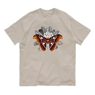 ヨナグニサン【バックプリント】 Organic Cotton T-shirts