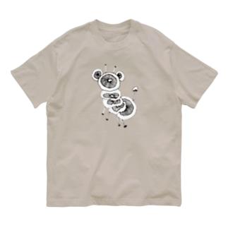 茸動物 Organic Cotton T-shirts