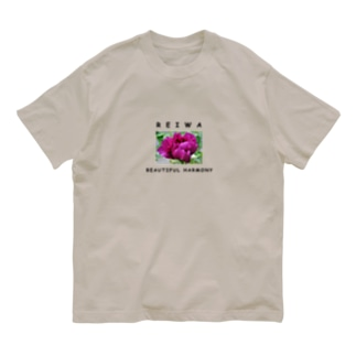 REIWA(Tシャツ) Organic Cotton T-shirts