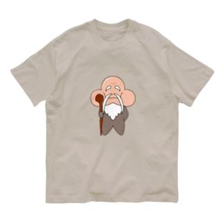 ぷく仙人 Organic Cotton T-shirts