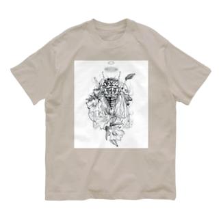 夏の終わり Organic Cotton T-shirts
