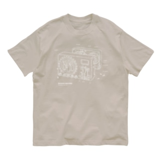 ブッダマシーン【祥雲】 Organic Cotton T-shirts