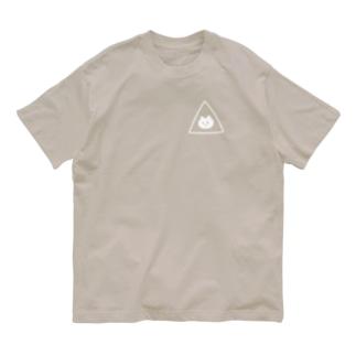 △猫 Organic Cotton T-shirts