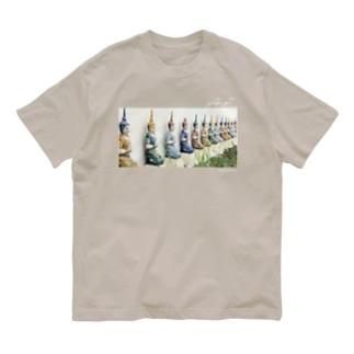 ワット・ムン・グン・コーン Organic Cotton T-shirts