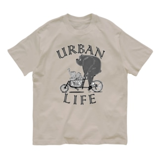 """URBAN LIFE"" #1 Organic Cotton T-Shirt"