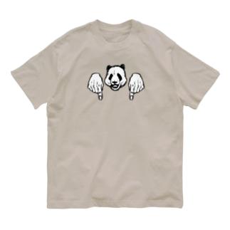 👇🐼👇 Organic Cotton T-shirts