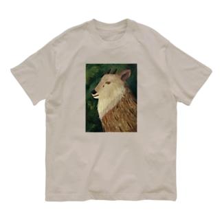 カモシカ Organic Cotton T-shirts
