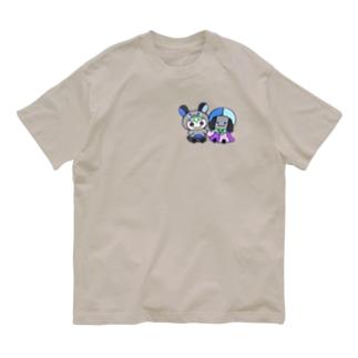 お洋服取り替えっこ(シノ&ブルータス) Organic Cotton T-shirts