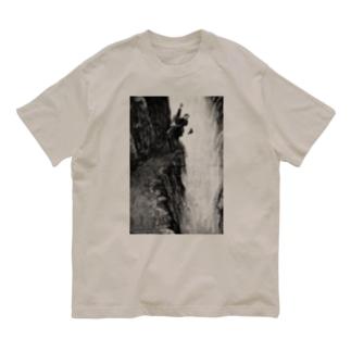 ライヘンバッハの滝<シャーロック・ホームズ> Organic Cotton T-shirts