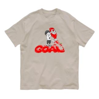 ケチャドバBOY Organic Cotton T-shirts