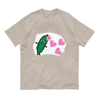 それは、ゴーヤからの愛 Organic Cotton T-shirts