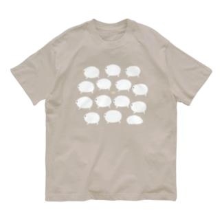 ポメツチ Organic Cotton T-shirts