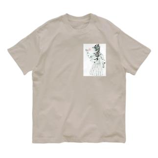 制服ガール Organic Cotton T-shirts