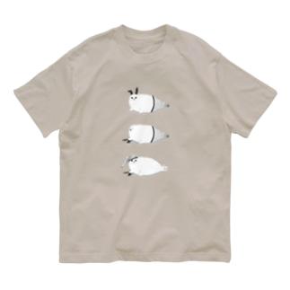 バニざらし Organic Cotton T-shirts