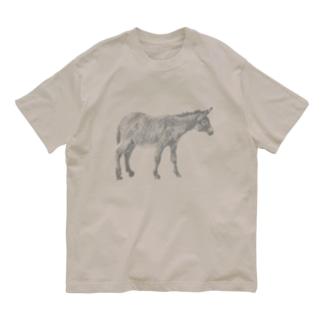 独りぼっちの昼休み  Organic Cotton T-shirts