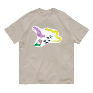 微妙なT Organic Cotton T-shirts