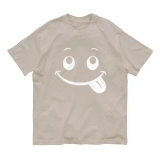ぺろりんちょ Organic Cotton T-Shirt