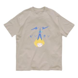 ビンカン Organic Cotton T-shirts