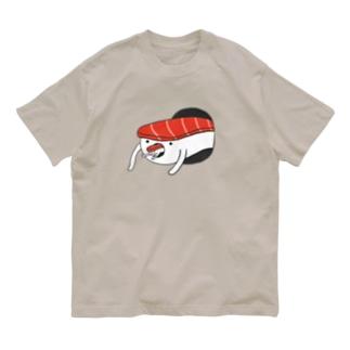寿司イーター Organic Cotton T-shirts