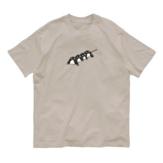 ごまペン団子 Organic Cotton T-shirts