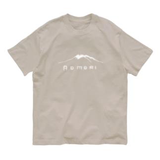 青森(白) Organic Cotton T-shirts
