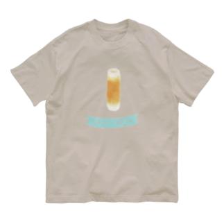 ちくわ Organic Cotton T-shirts