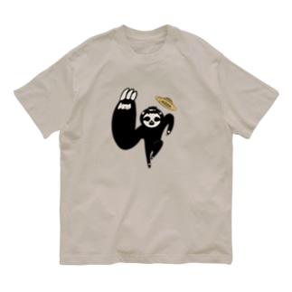 迫ってくるぺれぞう Organic Cotton T-shirts