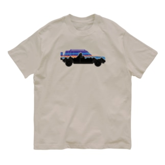 rasheeniaリアルシルエット Organic Cotton T-shirts