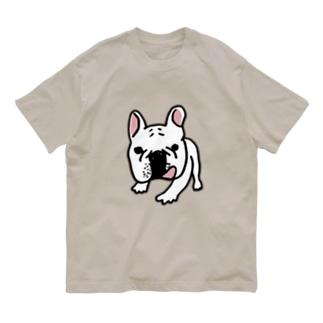 ぶるすけ。 Organic Cotton T-Shirt