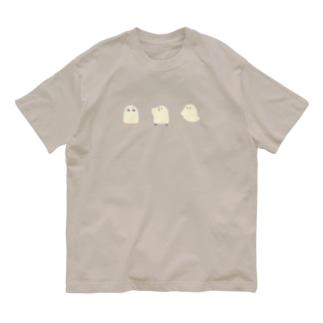 仮装大会 Organic Cotton T-shirts