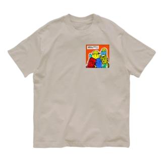 TOMMY-ZAWA ALL STARS Organic Cotton T-Shirt