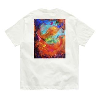 The秋 Organic Cotton T-Shirt