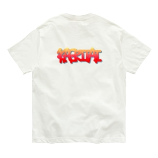 KAERITAI  赤 Organic Cotton T-shirts