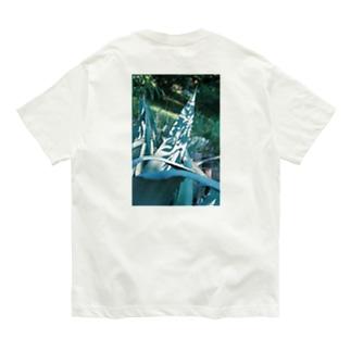 大きい葉 Organic Cotton T-Shirt