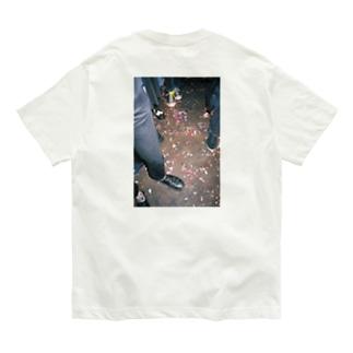 パーティー Organic Cotton T-Shirt