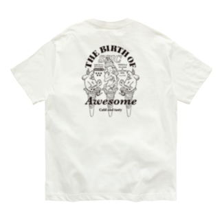 THE BIRTH OF SSIC mono ver. Organic Cotton T-shirts