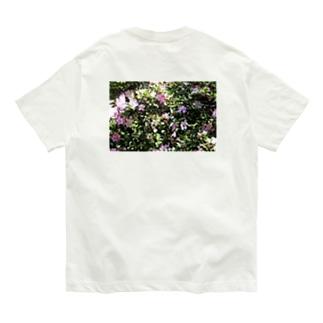 街の花たち Organic Cotton T-shirts