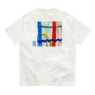 HIDE11window Organic Cotton T-shirts