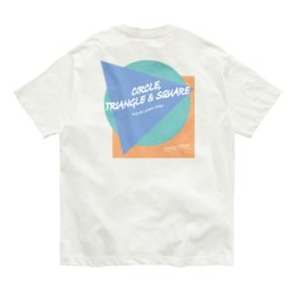 ○△□ Organic Cotton T-Shirt