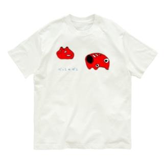 べっこのべこ Organic Cotton T-shirts
