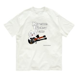 ネコ兄弟 tXTC_41 Organic Cotton T-shirts