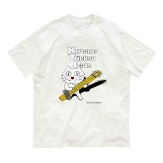 ネコ兄弟 tXTC_42 Organic Cotton T-shirts