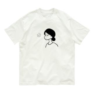 もしもSNSがなかったら展より。「出会いと別れ」 Organic Cotton T-shirts