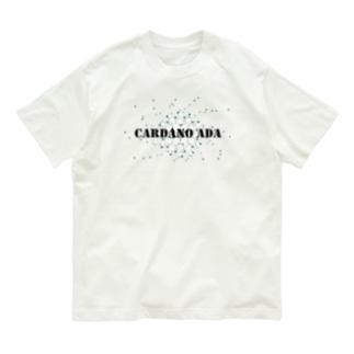 カルダノ ADA2 Organic Cotton T-shirts
